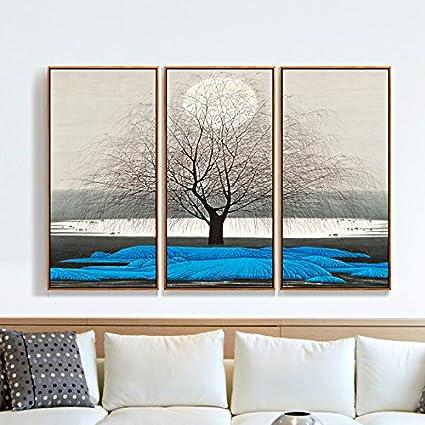 Amazon.com: Paintsh Living Room Decoration Painting Porch Aisle ...