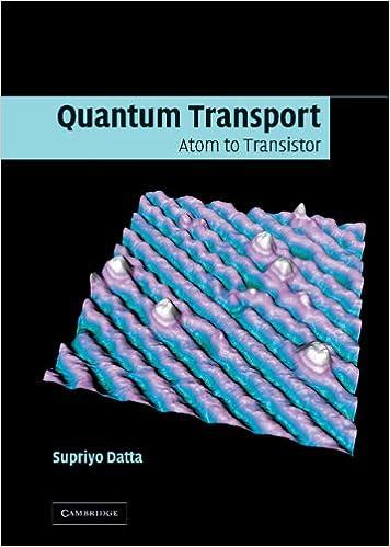 ??PDF?? Quantum Transport: Atom To Transistor. Bilbao cheap CEUTICAL mucho research Motorrad