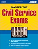 Master the Civil Service Exam, Arco Staff, 0768918324