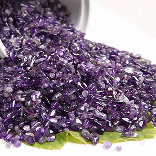 Stones - 50g Natural Rough Specimen Amethyst Point Quartz Wolf Teeth Wand Crystal Stones And Minerals Fish - Tackle Harry Kids Aquarium Mailbox Lures Stick Skirt Earrings Bass Potter Shower Pen ()