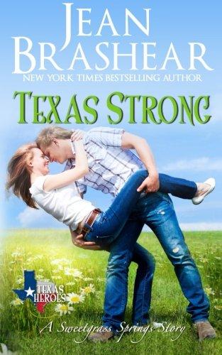 book cover of Texas Strong