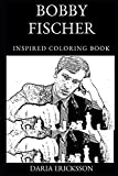 Bobby Fischer Inspired Coloring Book