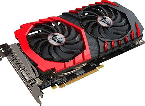 RX 570 ARMOR 8G OC Renewed MSI Gaming Radeon RX 570 256-bit 8GB GDRR5 DirectX 12 VR Ready CFX Graphcis Card
