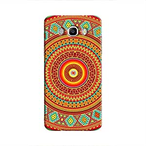 Cover It Up - Bright Indian Ceiling Galaxy J7 2016Hard Case