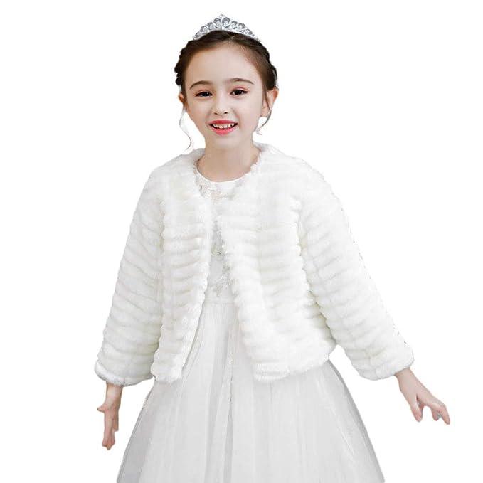 Amazon.com: SK Studio Princesa - Chaqueta de piel sintética ...