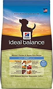 Hill'S Ideal Balance Puppy Natural Dry Dog Food Chicken & Brown Rice Recipe