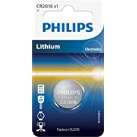 Bateria de lithium Philips 3V - CR201601B