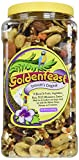 Goldenfeast Schmitt Original Fruit N Nut Parrot Food 64oz Bird Food