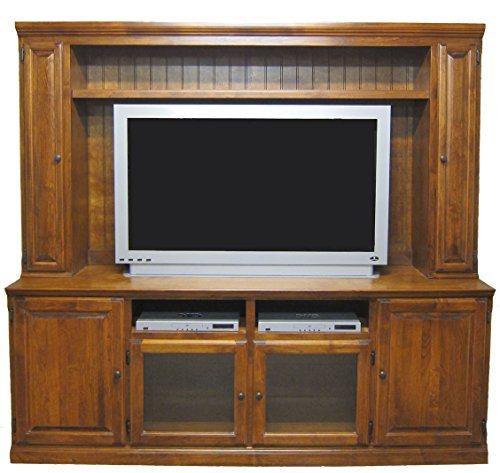 - Forest Designs Traditional TV Stand: 80W x 30H x 21D (No Hutch) 80w x 30h x 21d Natural Alder