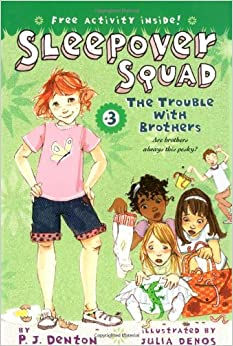 Book The Trouble with Brothers (Sleepover Squad)