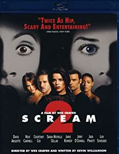 Scream 2 [Blu-ray] [Import]