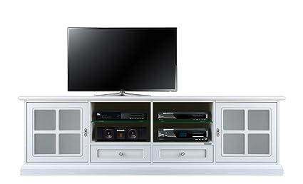 Mobile per tv bianco stile classico contemporaneo perfetto in