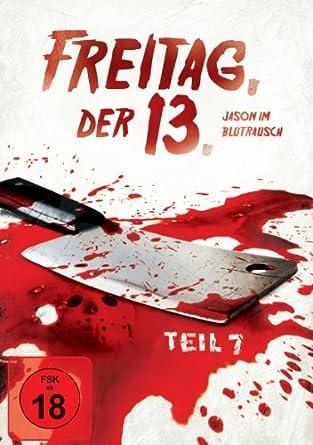 Amazon Com Freitag Der 13 Teil 7 Jason Im Blutrausch Movies Tv