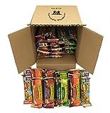 Healthy Bar Snack Mix - Sweet & Salty Granola Bar Bundle - Nature Valley, Kashi, Quaker (30 Bar Bundle)
