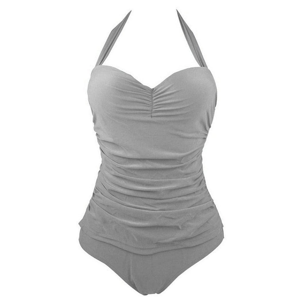 Imposes Costumi da Bagno Donna One Piece per Beach Pool Sport Bikini Swimwear
