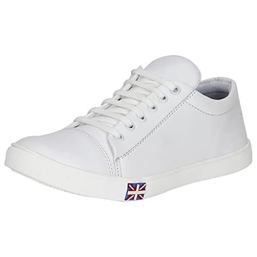 33ba5c4bfc1f67 Kraasa Men s Synthetic Sneakers  Buy Online at Low Prices in India ...