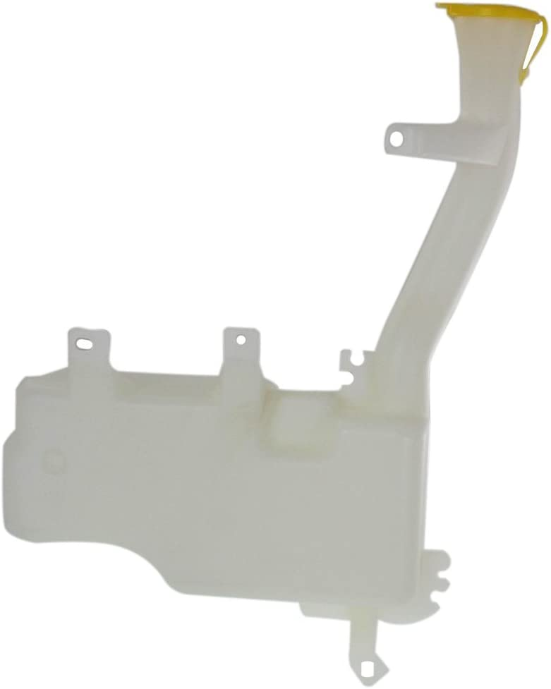 Value Front Windshield Washer Tank Assembly for 02-04 Nissan Frontier OE Quality Replacement