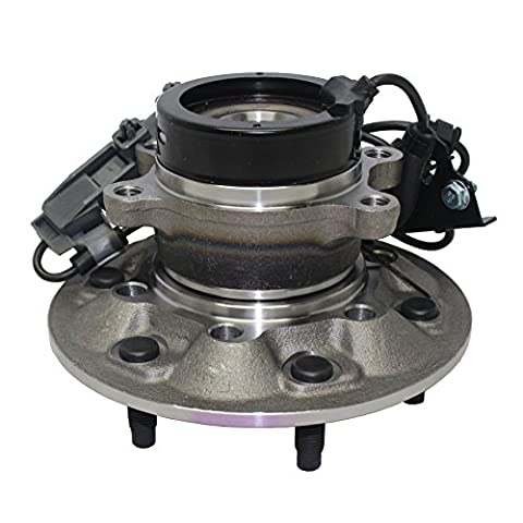 4x4 Only Brand New Front Right Wheel Hub and Bearing Assembly Canyon Colorado 4x4 Isuzu 6 Bolt W/ ABS - 4x4 Front Right Axle