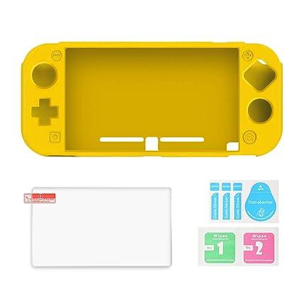 Amazon.com: AFAITH - Carcasa de silicona para Nintendo ...