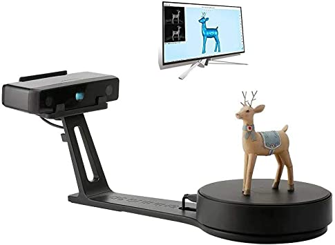Escáner 3D De Escritorio, Escáner Automático De Precisión De Alta ...