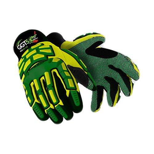 HexArmor 作業用手袋 THE GGT5 4020X ゲーターグリップ L 754172 B00DZBZ8MG