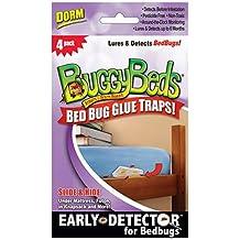 BuggyBeds Dorm Crib Bedding Sets, 4 Count