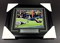 Zach Ertz Game Winning Td Philadelphia Eagles Sb Lii Champions Framed 8x10 Photo