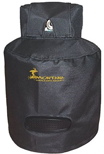 (Ship from USA) Montana Grilling Gear TC-20LB Gear Ventilated Tank Cover, 12.5 By 18-Inch /ITEM NO#8Y-IFW81854243411 Review