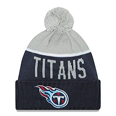 Tennessee Titans New Era 2015 NFL Official Sidelin