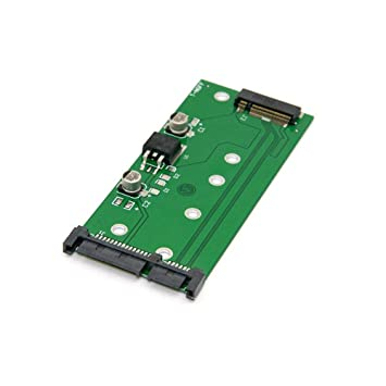 Huimai M.2 NGFF SSD PCI-E 2 Lane para 7mm 2.5 22pin SATA Caso ...