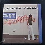 Stanley Clarke - School Days - Lp Vinyl Record