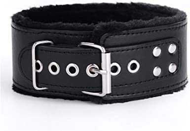 AOTNEG Star Pu Leather Choker Collar Necklace for Women Ladies