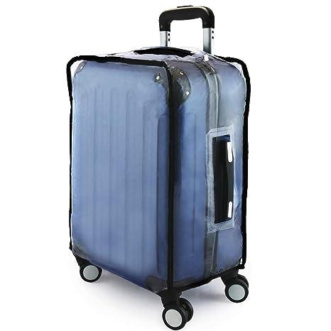 Luggage Koffer Cover Einfach Kofferbezug Kofferschutzh/ülle Kofferschutz 26 44x30x60cm PrimeMatik