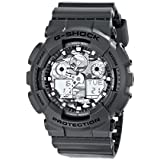 Casio G-Shock Special Edition Analog-Digital Grey Dial Men's Watch - GA-100CF-8ADR (G521)