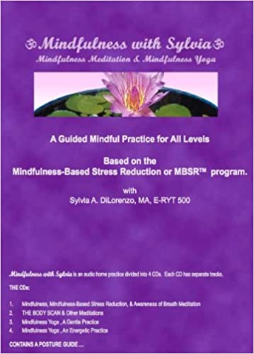 Mindfulness With Sylvia (4 CD): Sylvia A. DiLorenzo, Anthony ...