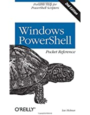 Windows PowerShell Pocket Reference (Pocket Reference (O'Reilly))