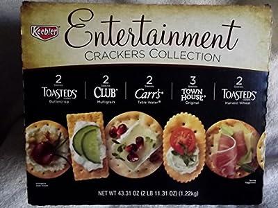 Entertainment Cracker Collection,43.31 OZ