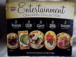 Entertainment Cracker Collection,43.31 OZ