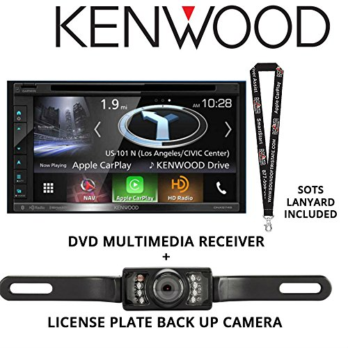 (Kenwood DNX574S in Dash Navigation System 6.8