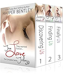 True Love: The Trilogy: The Complete Boxed Set by [Bentley, Harper]