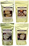 The Prepared Pantry Bread Mix Sampler Pack, 83.2 Ounce