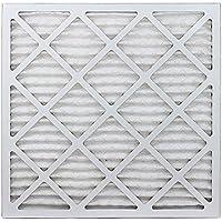 Aqua Green Pleated AC Furnace Air Filter 20x20x1 MERV 12 (1 pc)