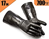 Best Insulated Bbq Pit Gloves - RAPICCA Griller BBQ Heat Resistant Insulated Cooking Gloves Review