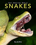 Snakes: Amazing Pictures & Fun Facts on Animals in Nature (Our Amazing World Series)