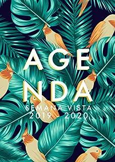 2019 2020: Agenda 2019-2020 semana vista | Julio 2019 a ...