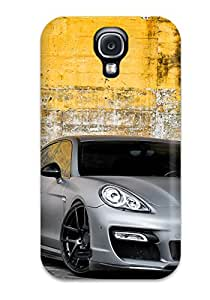 Best 7301851K43540042 Protection Case For Galaxy S4 / Case Cover For Galaxy(matte Finish Porsche Panamera)