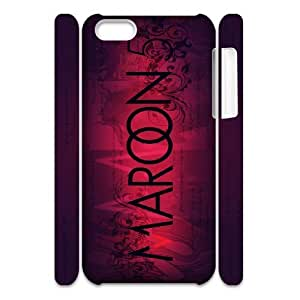 C-EUR Diy 3D Case Maroon 5 for iPhone 5C by Maris's Diary