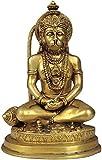 Lord Hanuman - Brass Statue