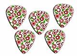 Apples 5 X loose Guitar Picks