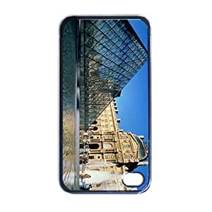 Paris landmark Apple iPhone 5 PLASTIC cell phone Case / Cover Great Gift Idea